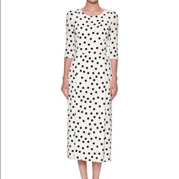 ceb3e551 Dolce & Gabbana Dresses | Dolce Gabbana Polka Dot Polka Dot Dress 12 ...